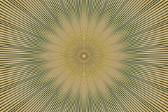 Mandala pattern floral olive kaleidoscope. ceramic hypnotic. Mandala pattern floral olive kaleidoscope background illusion. ceramic hypnotic stock illustration