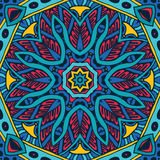 Mandala Pattern florale Image libre de droits
