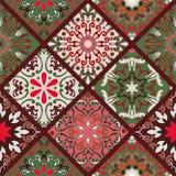 Mandala Pattern florale Photo libre de droits