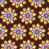 Mandala Pattern Royalty Free Stock Photography
