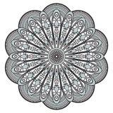 Mandala Pattern Illustration décorative Photos libres de droits