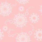 Mandala Pattern Illustration décorative ethnique tirée par la main de vecteur de texture ENV 10 pour votre conception Photo libre de droits