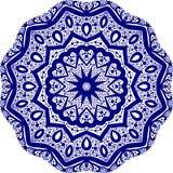 Mandala Pattern Lace 03 stock illustration