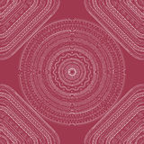 Mandala pattern Stock Photography