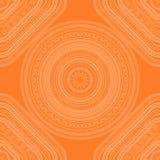 Mandala pattern Royalty Free Stock Image