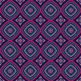 Mandala Pattern Tile Background complexe Photographie stock libre de droits