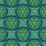 mandala pattern Stock Image