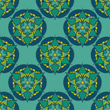 mandala pattern Royalty Free Stock Images