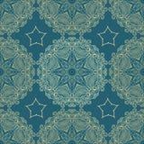 Mandala pattern Stock Images
