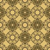 Mandala pattern110 Stock Image