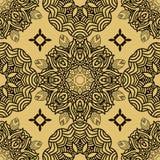 Mandala pattern115 Royalty Free Stock Photos