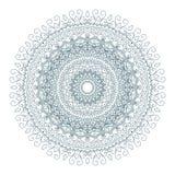Mandala Pattern Vintage étnico Imágenes de archivo libres de regalías