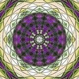 Mandala, Patterned Design Element, Ethnic Amulet vector illustration