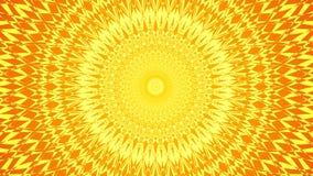 mandala Presentación de diapositivas, colección de mandalas Símbolo espiritual, ornamento circular almacen de video