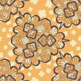 Mandala Print Seamless Imagenes de archivo