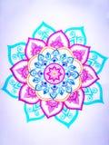 Mandala projekt Obraz Stock