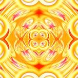 Mandala quadrada Fotos de Stock Royalty Free