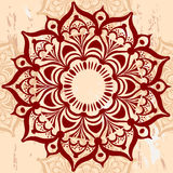 Mandala Round Ornament Royalty Free Stock Photos