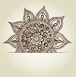 Mandala. Round Ornament Pattern. Stock Images