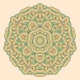 Mandala. Round Ornament Pattern. Royalty Free Stock Photos
