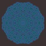 Mandala. Round Ornament Pattern. Stock Photo