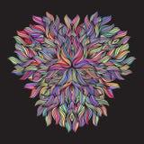 Mandala. Round Ornament Pattern. Stock Photos