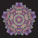 Mandala. Round Ornament Pattern. Stock Images