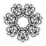 Mandala. Round Ornament Pattern. Royalty Free Stock Photo