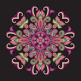 Mandala. Round Ornament Pattern. Royalty Free Stock Images