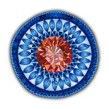 Mandala. Round Ornament Pattern. Stock Photography