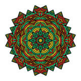 Mandala Round Ornament Pattern Vector Stockfotografie