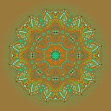 Mandala Round Ornament Pattern Vector Stock Photos