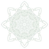 Mandala Round Ornament Pattern Vector Royalty Free Stock Photography