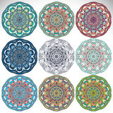 Mandala. Round Ornament Pattern. Vintage decorative elements. Hand drawn background. Islam, Arabic, Indian, ottoman motifs Royalty Free Stock Image