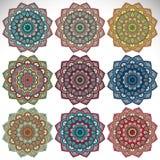 Mandala. Round Ornament Pattern. Stock Image