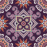 Mandala. Round Ornament Pattern. Royalty Free Stock Photography