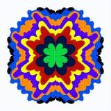 Mandala. Round Ornament Pattern. Vintage decorative elements. vector illustration. (vector eps 10 royalty free illustration