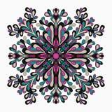 Mandala. Round Ornament Pattern. Vintage decorative elements. vector illustration Stock Photos
