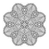 Mandala. Round Ornament Stock Image