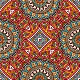 mandala Round ornamentu wzór Obraz Royalty Free