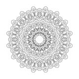 Mandala 1 stock illustration
