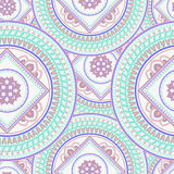 Mandala seamles background. Stock Images