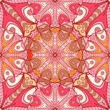 Mandala seamless pattern Stock Images