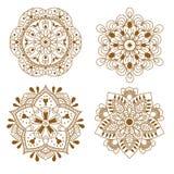 Mandala   set Royalty Free Stock Images