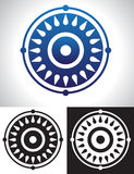 Mandala Symbolism Stock Photo