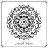 Mandala Tattoo Design Template Image stock
