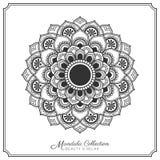 Mandala Tattoo Design Template Photo libre de droits