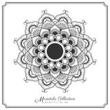 Mandala Tattoo Design Template