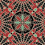 Mandala tile pattern Stock Photo