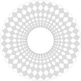 Mandala tracery Stock Image